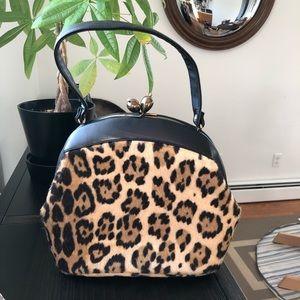 Vintage Leopard handbag *gorgeous* trend